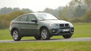 Używane BMW X6 (2008-)