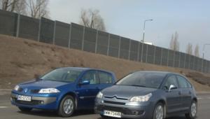 Używane: Citroen C4 kontra Renault Megane II