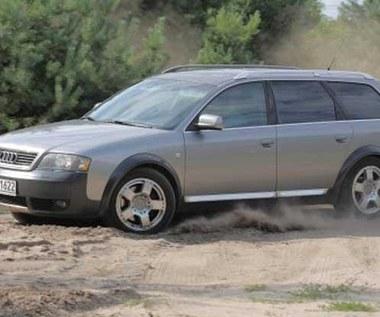 Używane kombi Audi. Uwaga na kłopotliwe silniki TDI!