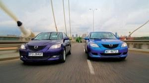 Używane: Mazda 3 1.6 kontra 2.0+LPG