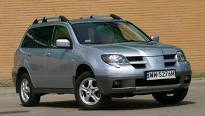 Używane Mitsubishi Outlander I (2003-2007)