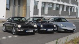 Używane Porsche 911 (964, 993, 996)