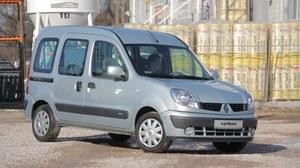 Używane Renault Kangoo I (1997-2008)