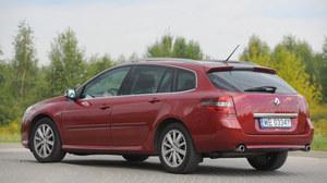 Używane Renault Laguna III (2007-)