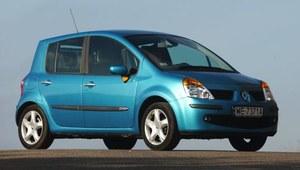Używane Renault Modus (2004-2012) - opinie użytkowników
