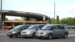 Używane: Seat Alhambra, Citroen C8, Renault Espace
