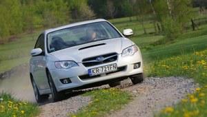 Używane Subaru Legacy IV (2003-2009)