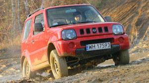 Używane Suzuki Jimny (1998-)
