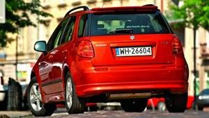 Używane Suzuki SX4 (2006-)