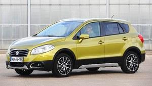 Używane Suzuki SX4 S-Cross (2013-) - opinie użytkowników