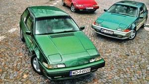 Używane Volvo 480 (1985-1995)