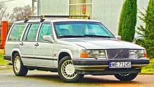 Używane Volvo 960 (1990-1994) - ostatnie takie auto