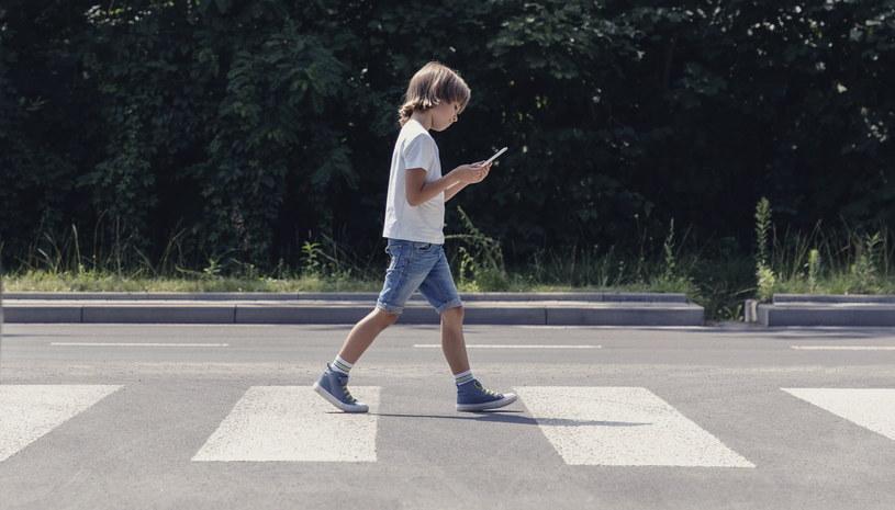 Używanie telefonu na pasach będzie oficjalnie zabronione przez prawo /123RF/PICSEL