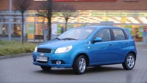 Używany Chevrolet Aveo I (2003-2011)