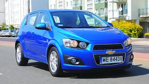 Używany Chevrolet Aveo II (2011-)