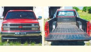Używany Chevrolet C/K 1500 (1989-1998)