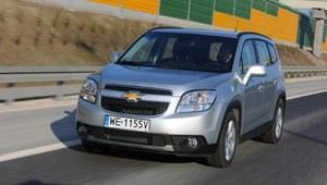 Używany Chevrolet Orlando (2010-)
