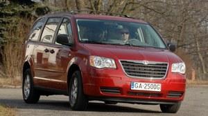 Używany Chrysler Grand Voyager (2008-)