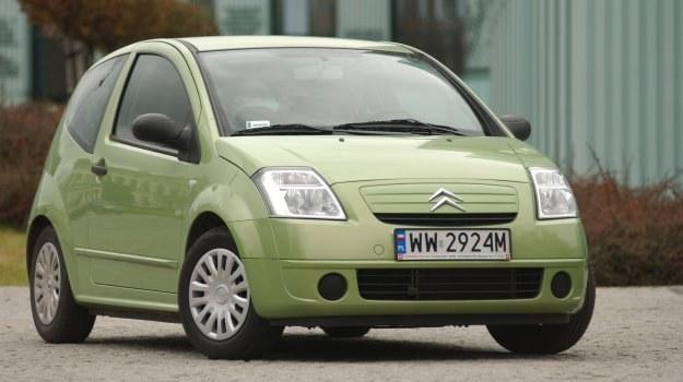 Używany Citroen C2 (2003-2009) /Motor