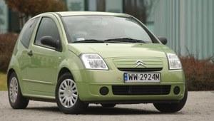 Używany Citroen C2 (2003-2009)