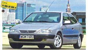 Używany Citroen Xsara VTS (1998-2005) - sport bez ryzyka