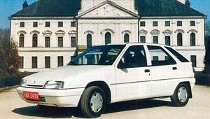 Używany Citroen ZX (1991-1998)