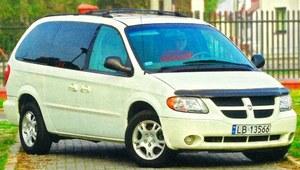 Używany Dodge Caravan (2000-2007)