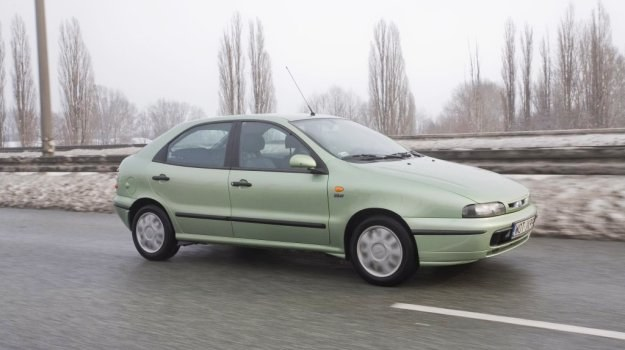 Używany Fiat Bravo/Brava (1995-2001) /Motor