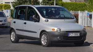 Używany Fiat Multipla (1998-2010)