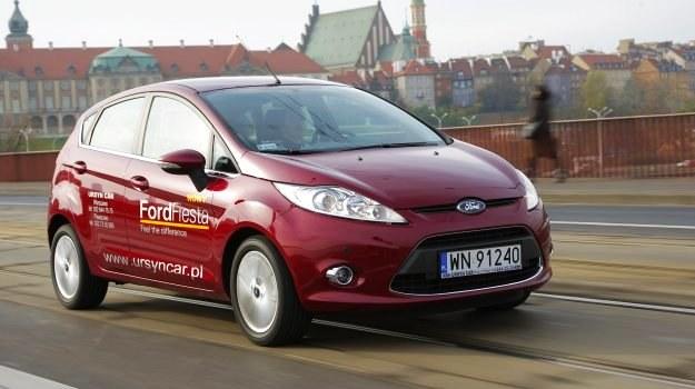 Używany Ford Fiesta VII (2008-) /Motor