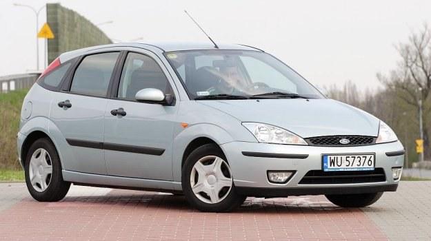 Używany Ford Focus I (1998-2004) /Motor