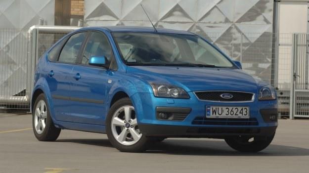 Używany Ford Focus II (2004-2011) /Motor