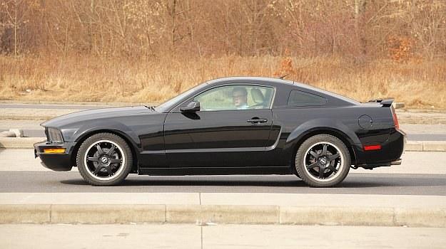 Używany Ford Mustang (2005-2014) /Motor