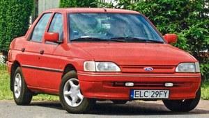 Używany Ford Orion (1990-1999) - Escort inaczej