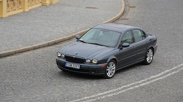 Używany Jaguar X-Type (2001-2010) /Motor