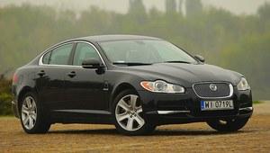 Używany Jaguar XF I (2008-2015) - opinie użytkowników
