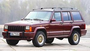 Używany Jeep Cherokee XJ (1984-2001)