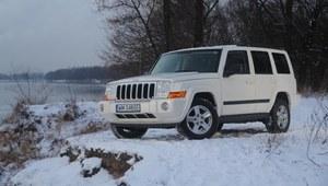 Używany Jeep Commander (2006-2010)