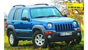 Używany Jeep Liberty (2001-2007)