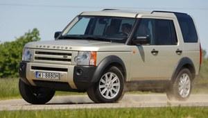 Używany Land Rover Discovery 3 (2004-2009)