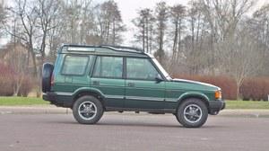 Używany Land Rover Discovery I (1989-1997)