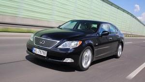 Używany Lexus LS 460 (2006-)