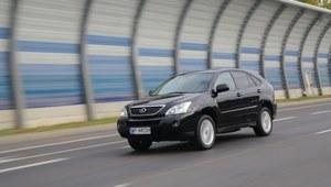Używany Lexus RX 400h (2006)