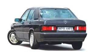 Używany Mercedes 190 (W201; 1982-1993)