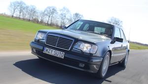 Używany Mercedes 500 E/E 500 (1990-1995)