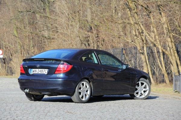Używany Mercedes C Sportcoupe Cl203 Zdj 19
