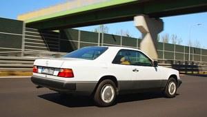 Używany Mercedes C124 (1987-1996)