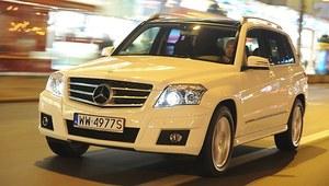Używany Mercedes GLK (2008-2015) - opinie użytkowników