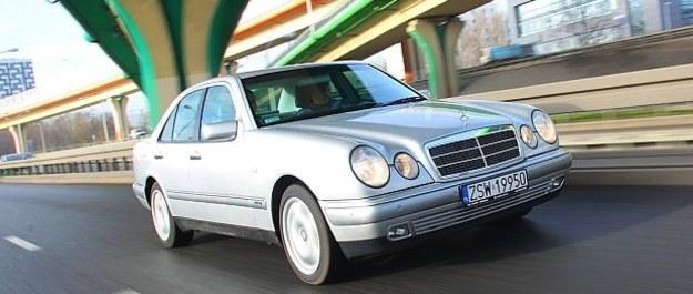 Używany Mercedes klasy E W210 (1995-2002)
