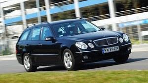 Używany Mercedes klasy E W211 (2002-2009) - opinie użytkowników